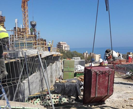 Construction site september 2019 image 2